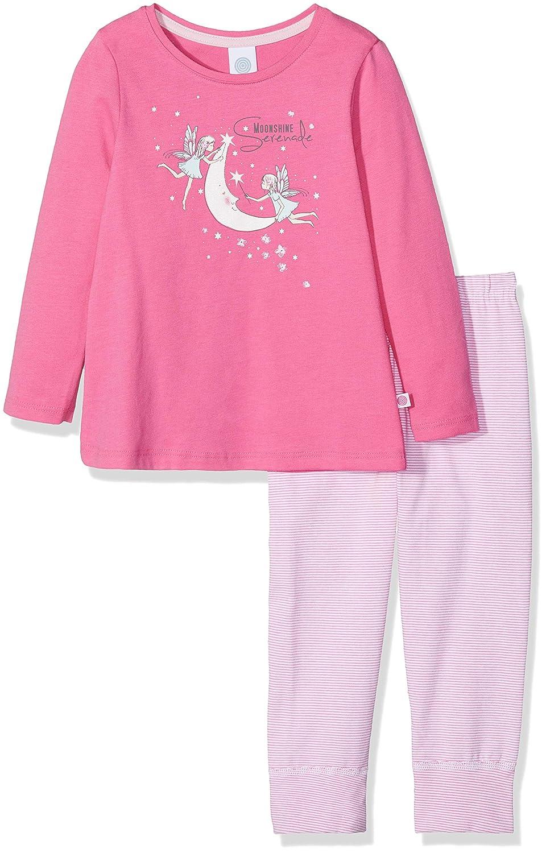 Sanetta Mädchen Zweiteiliger Schlafanzug Pyjama Long 232153.0