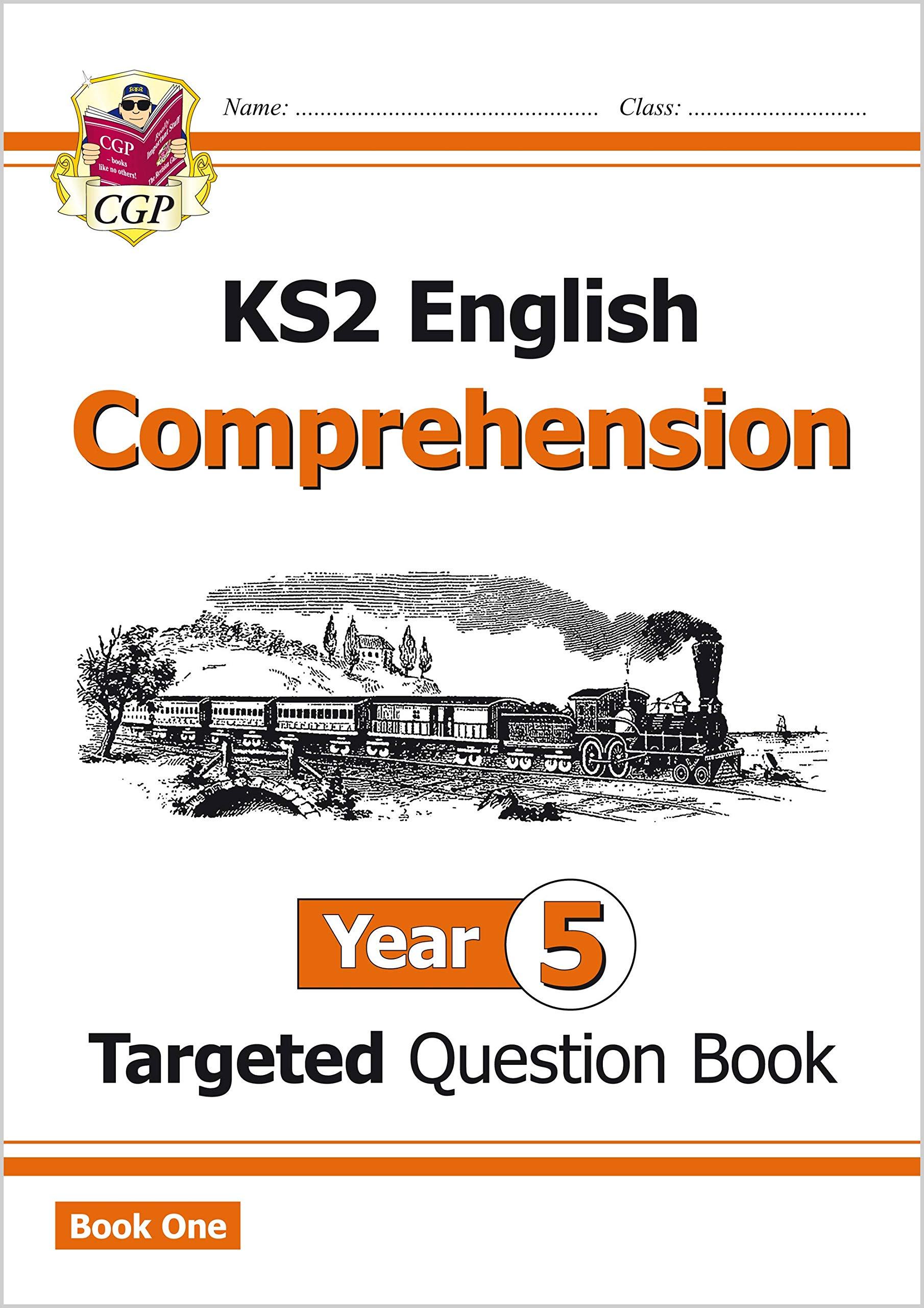 - KS2 English Targeted Question Book: Year 5 Comprehension - Book 1