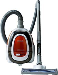 BISSELL Hard Floor Expert Bagless Canister Vacuum, 1154 - Corded (Renewed)