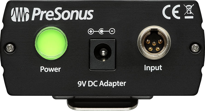 Presonus Hp2 Personal Headphone Amplifier Musical Portable 9v Circuit Diagram Instruments