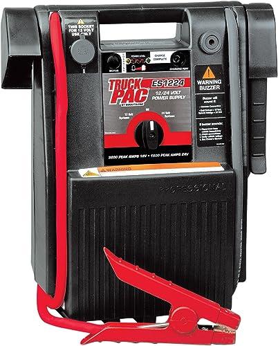 Truck PAC ES1224 3000/1500 Peak Amp 12/24V Jump Starter