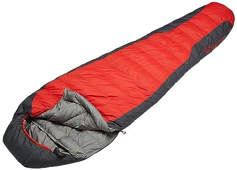 SALEWA Schlafsack Phalcon -7 SB - Saco de dormir momia para acampada, color naranja