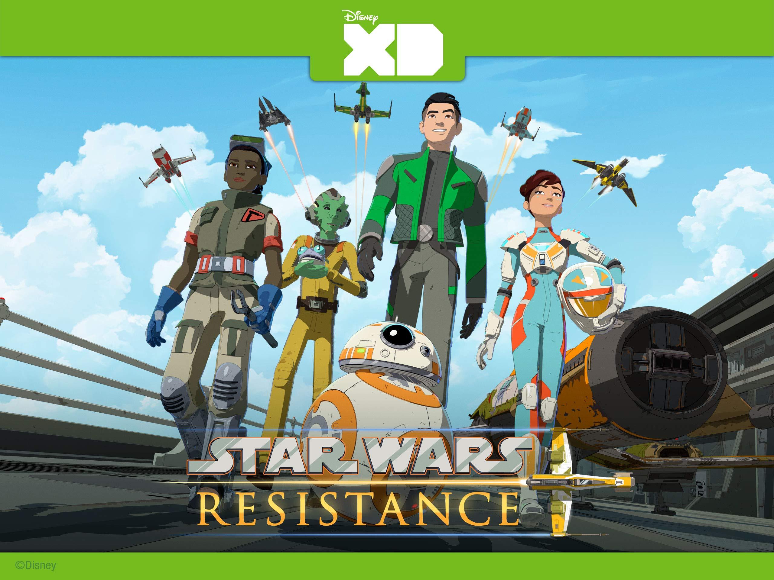 watch star wars resistance season 1 online free
