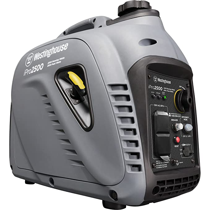 Review Westinghouse iPro2500 Portable Industrial