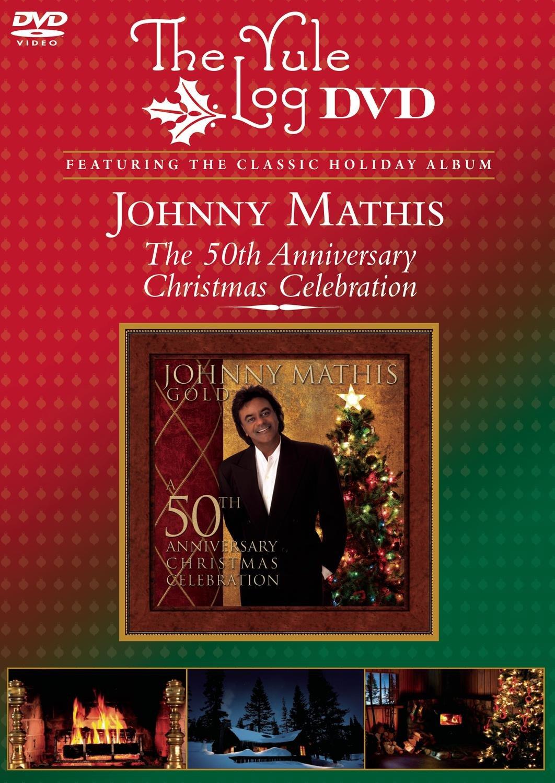 Amazon.com: A 50th Anniversary Christmas - The Yule Log DVD: Johnny ...