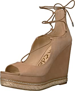 0434c21a215 Sam Edelman Women s Harriet-1 Espadrille Wedge Sandal