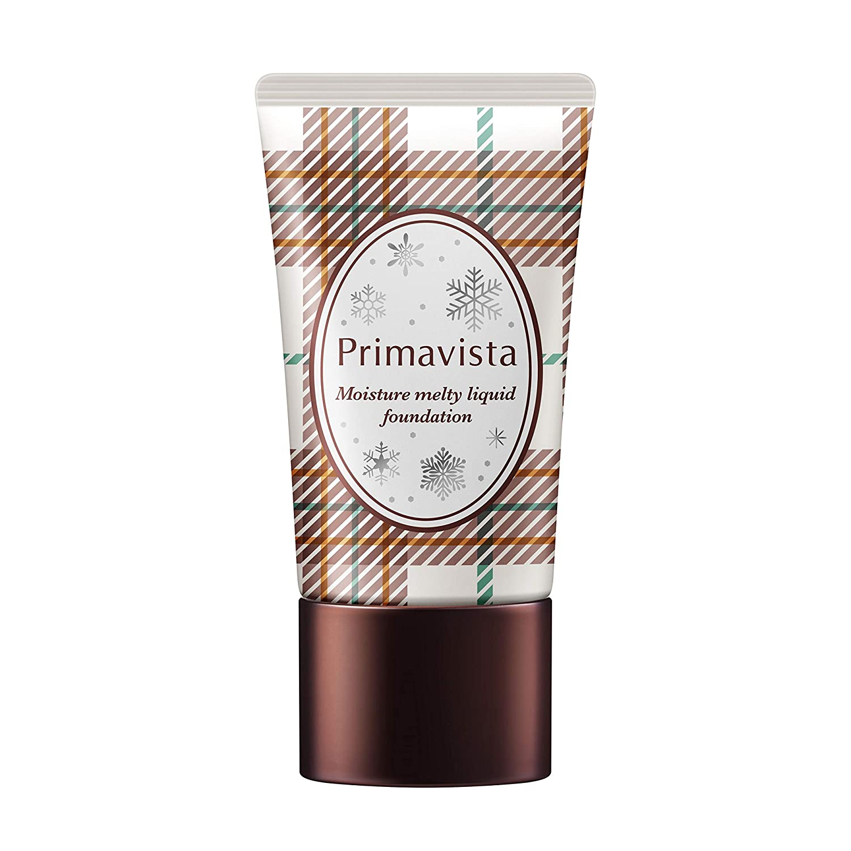 プリマヴィスタ くずれにくい うるおい質感メルティリキッドファンデーション スタイリッシュベージュのサムネイル