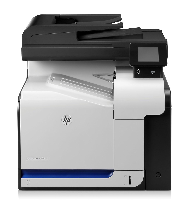 Printer not printing color hp - Amazon Com Hp Laserjet Pro 500 Color Mfp M570dn Printer Cz271a Electronics