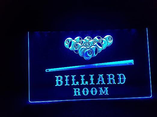 Zhengdian Electronic Billiard Room/Pool Bombilla LED Cartel Cartel ...
