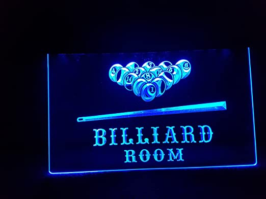 Zhengdian Electronic Billiard Room/Pool Bombilla LED Cartel ...