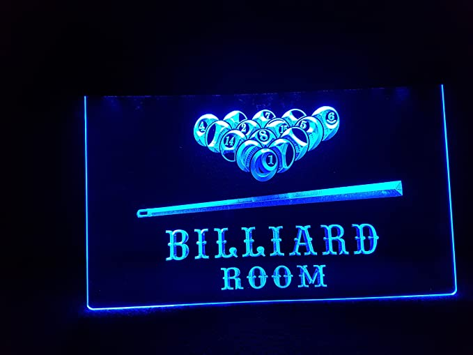 Zhengdian Electronic Billiard Room/Pool Bombilla LED Cartel ...