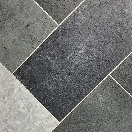 Marble Designs LINO BRAND NEW NON SLIP 2//3//4M Wide High Quality Vinyl Flooring