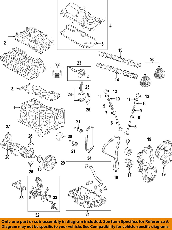 Genuine Volvo 31339213 Rear Main Crankshaft Seal 2012 D13 Engine Diagram Electronics