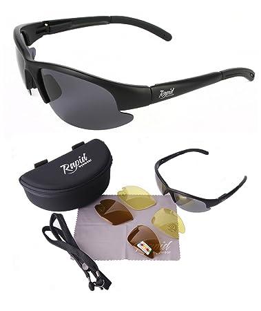 fishing sunglasses  Amazon.com: UV400 Polarized Fishing Sunglasses With ...