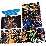 Gulf Coast Decals Arcade1up Cabinet Riser Graphics - Marvel Super Heroes Thanos Graphic Sticker Decal Set