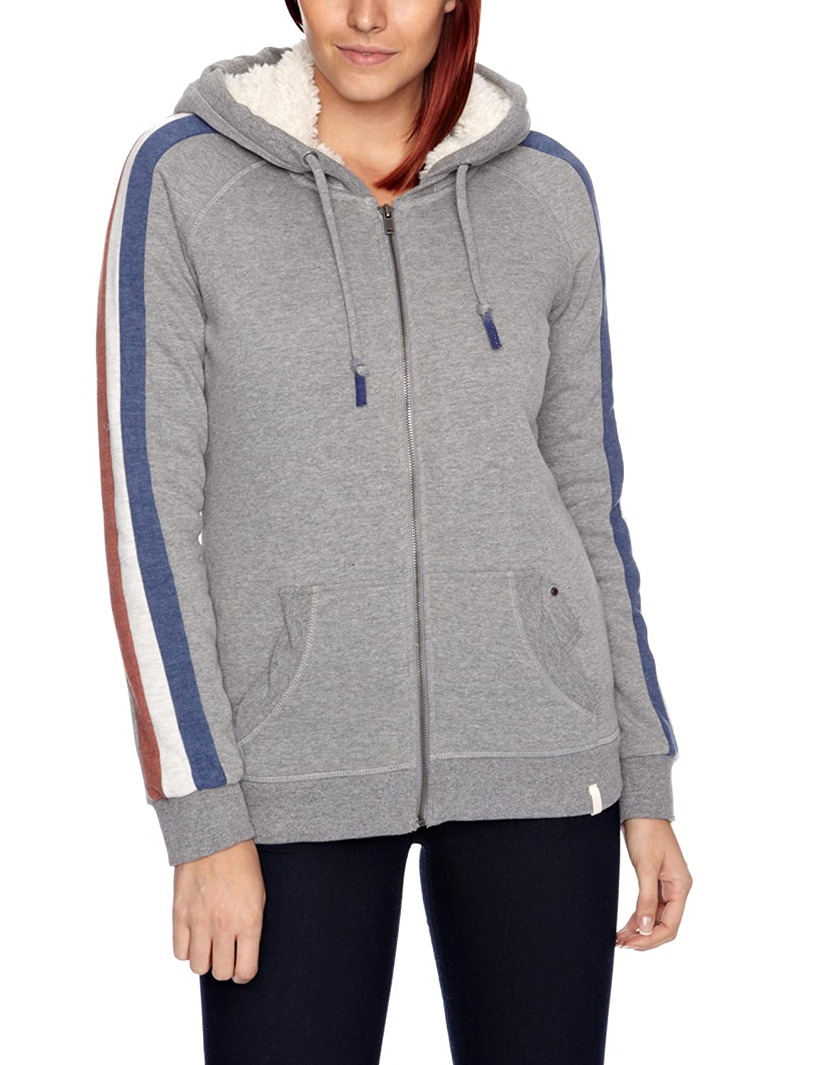 Quiksilver The Throwback Hoodie Damen Sweatshirt