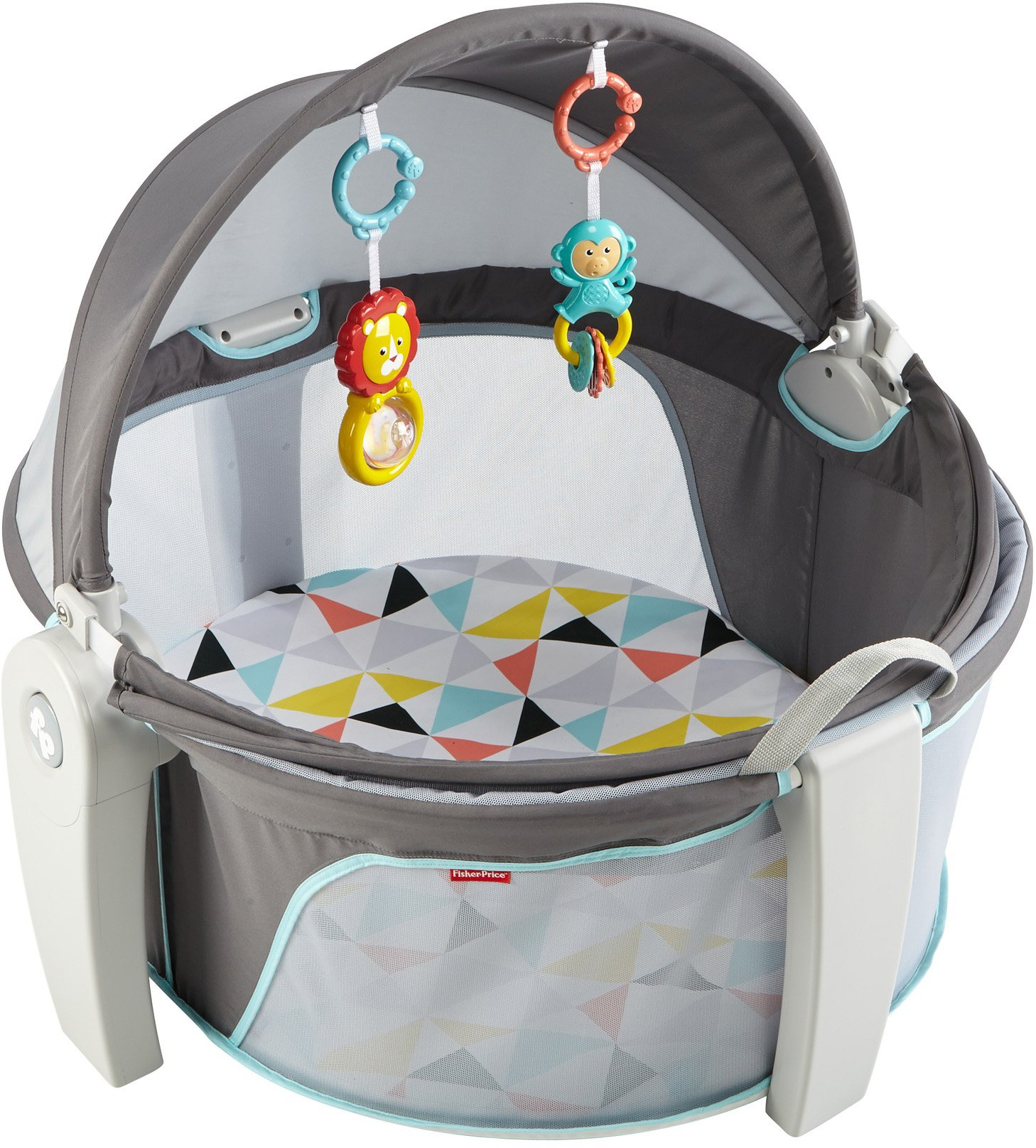 Fisher-Price Baby Dome Portable Play Tent UV Shield Canopy Toddler+Removable Toy  sc 1 st  eBay & Fisher-Price Baby Dome Portable Play Tent UV Shield Canopy Toddler ...