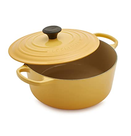 Amazon Le Creuset Signature Round Dutch Oven Ls2501 265h 55