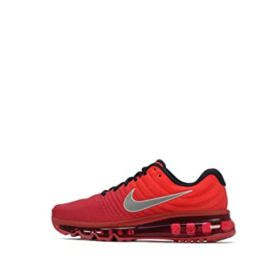 Amazoncom Nike Air Max 2017 Running Shoes Sneakers