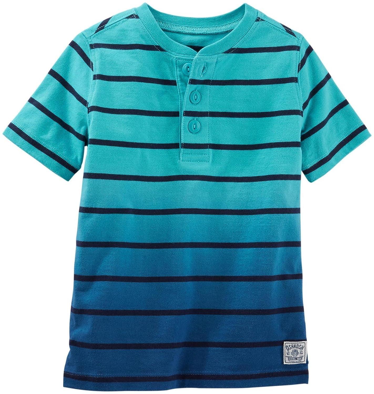 OshKosh BGosh Boys Knit Polo Henley 31055110 OshKosh BGosh
