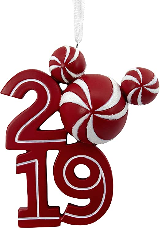 Disney Mickey Mouse Icon 2020 Metal Christmas Ornament Amazon.com: Hallmark Christmas Ornaments 2019 Year Dated, Disney