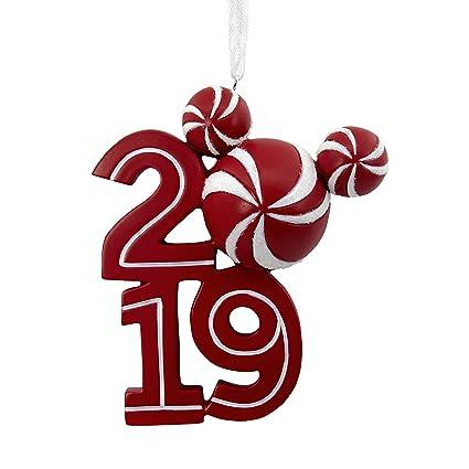 Amazon Com Hallmark Christmas Ornaments 2019 Year Dated Disney