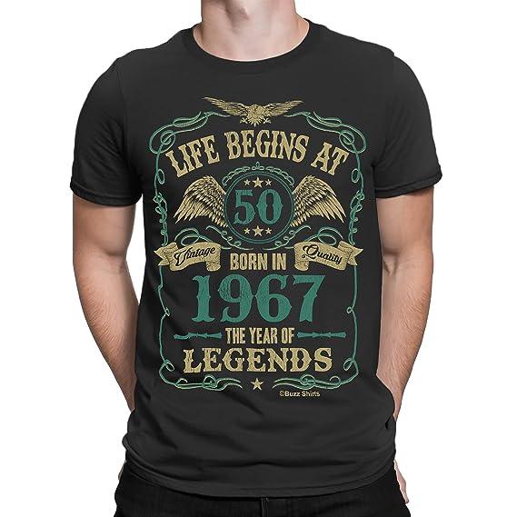Buzz Shirts - Camiseta - Manga Corta - para Hombre