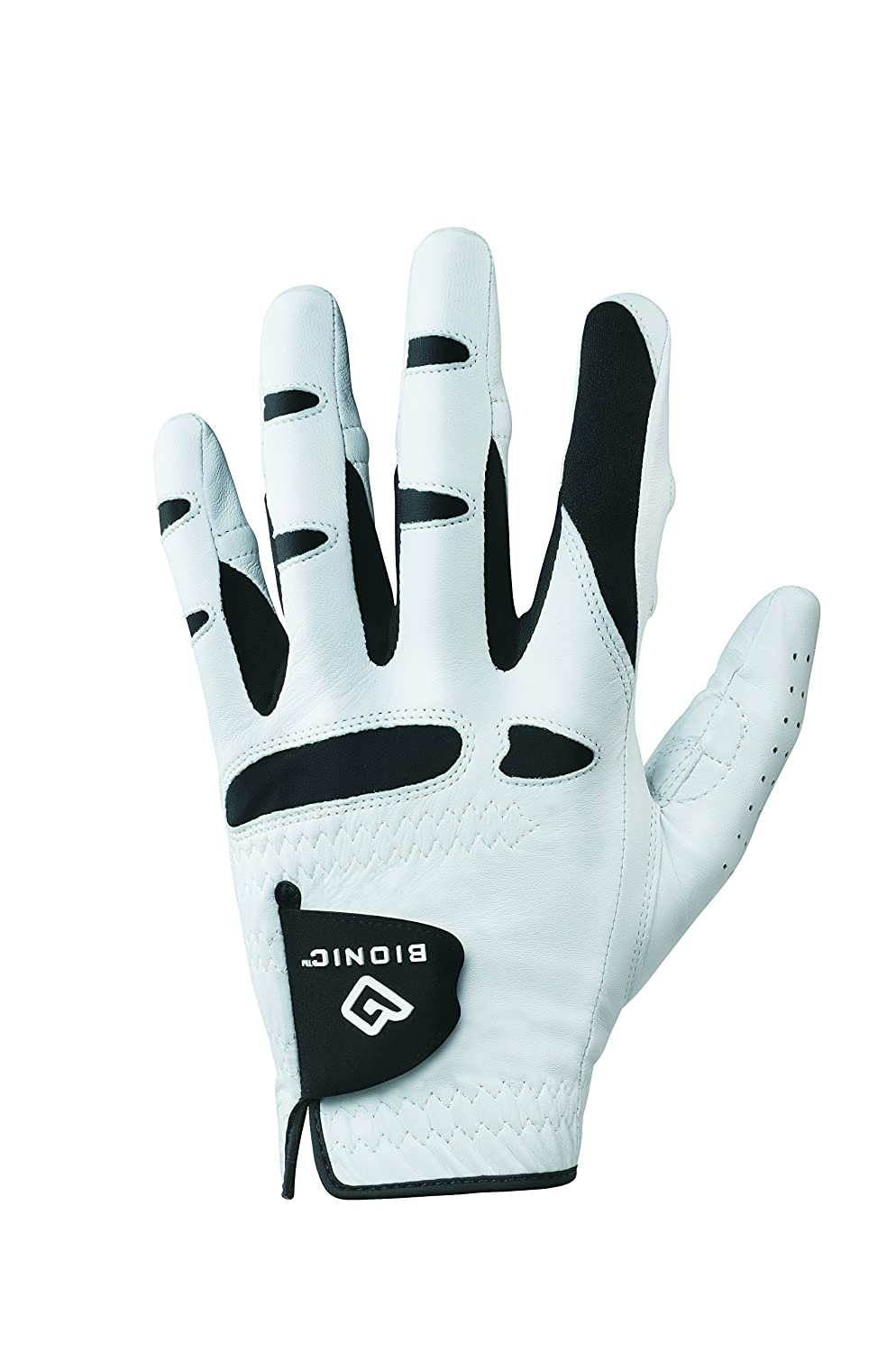 Bionic leather work gloves - Amazon Com Bionic Gloves Men S Stablegrip Golf Glove W Patented Natural Fit Technology Made From Long Lasting Durable Genuine Cabretta Leather
