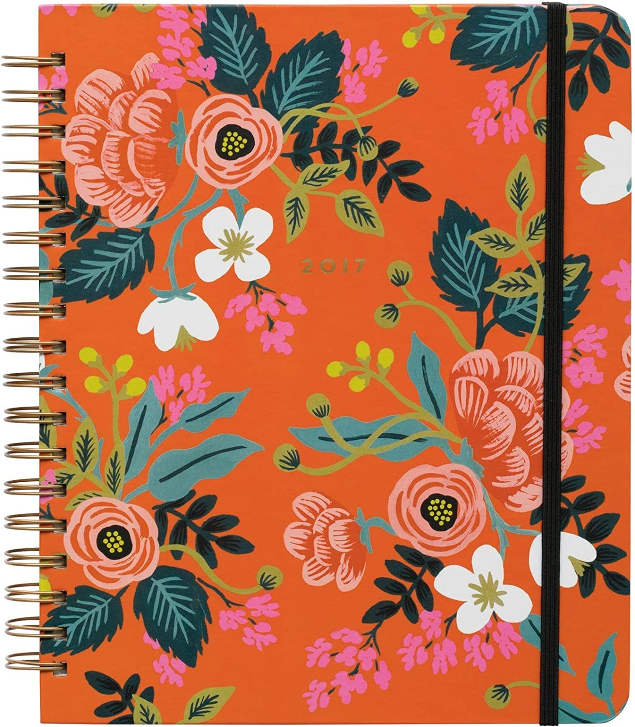 Rifle Paper 2017 17 Month Scarlett Birch Planner