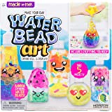 Made By Me Water Bead Art by Horizon Group USA, DIY Non Toxic Kids Sensory Play Activity Kit.Layer Expanding Water Beads…