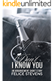 Don't I Know You: A Short Story in the Soulmates series