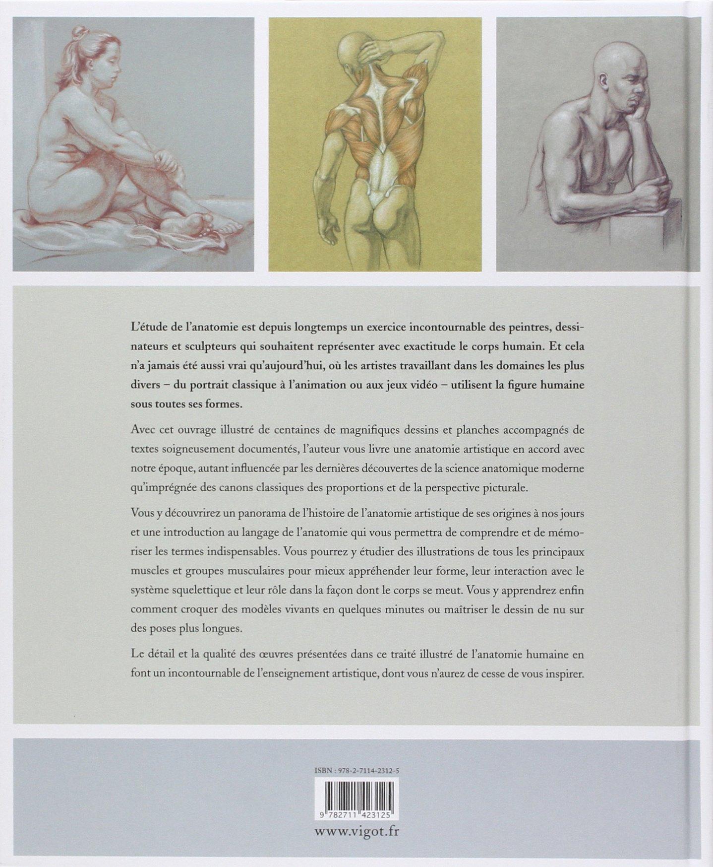 Le dessin d\'anatomie classique : proportions, mouvement et ...
