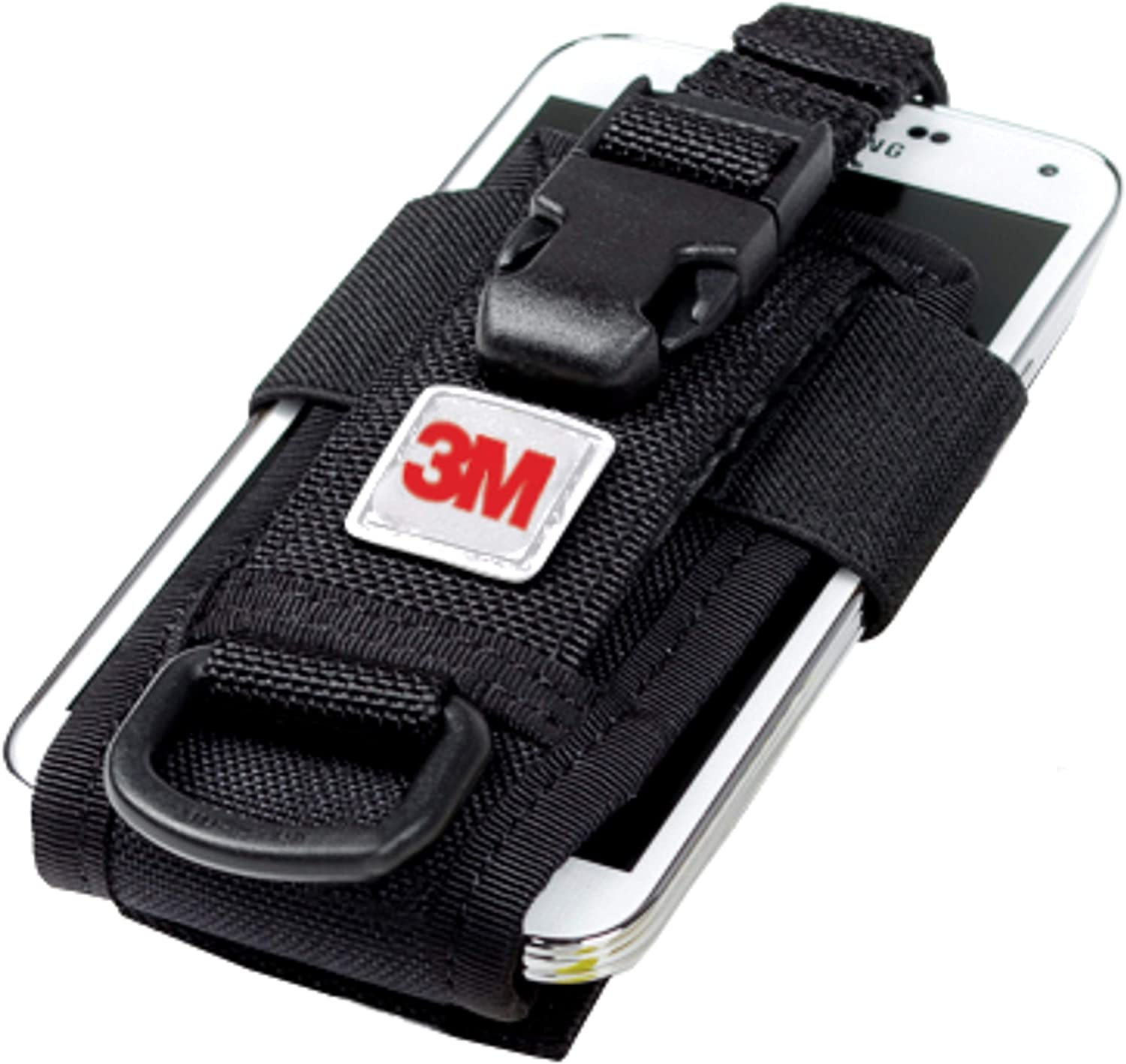 ,Mount To Harnesses//Belts Adjusts To Any Portable Radio//Small Devices 3M DBI-SALA Fall Protection For Tools,1500088,Adj Radio Holster Cell Phones//Cameras Renewed