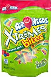 Airheads Xtremes Bites Doy Bag, Rainbow Berry, 9 Ounce (Pack of 12)