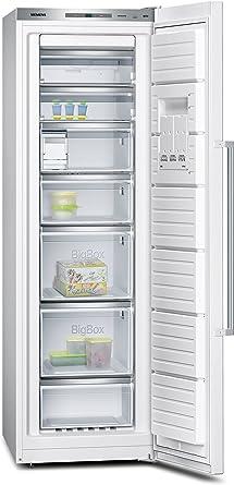 Siemens GS36NAW31 - Congelador Vertical Gs36Naw31 No Frost: Amazon ...