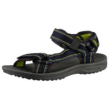 McKinley 262118 - Sandalias de senderismo para hombre, color negro, hombre, azul y negro, 44: Amazon.es: Deportes y aire libre