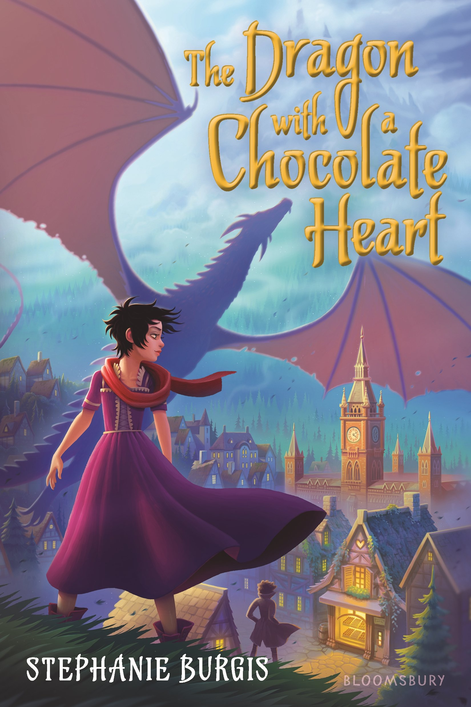 The Dragon with a Chocolate Heart PDF