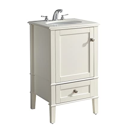 Simpli Home Hhv029h 20 Chelsea 20 Inch Contemporary Bath Vanity In