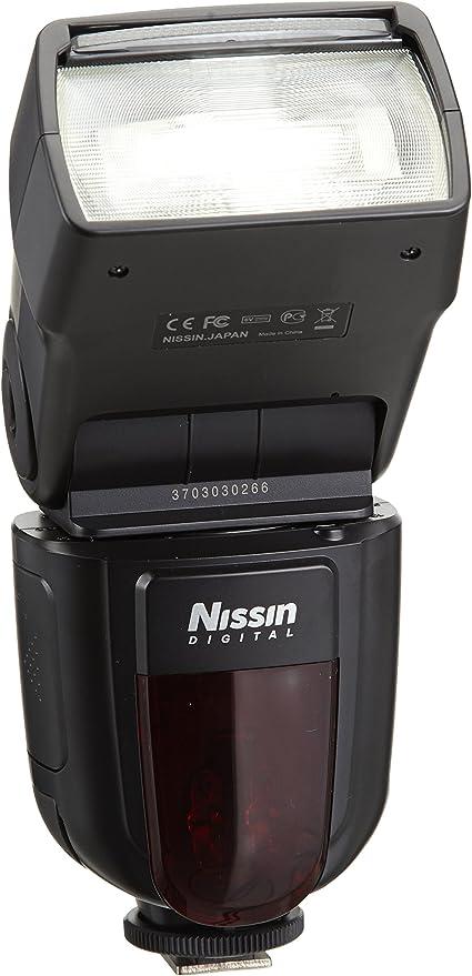 Nissin Di700N - Disparador de Flash para cámara Nikon, Negro ...