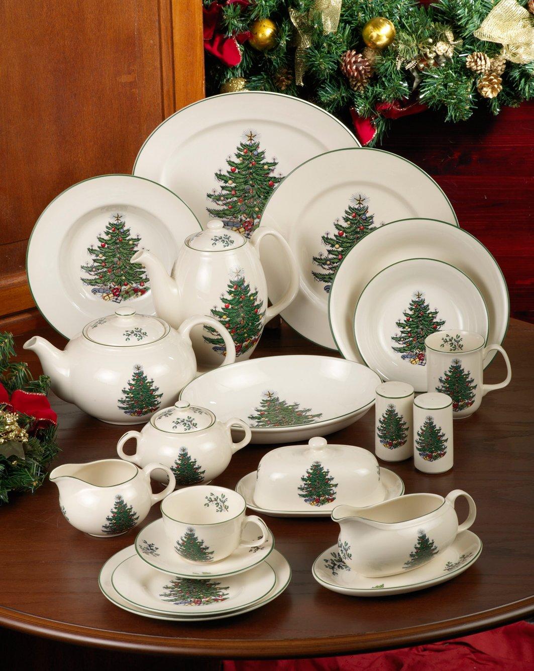 Original Christmas Tree Traditional Coffeepot