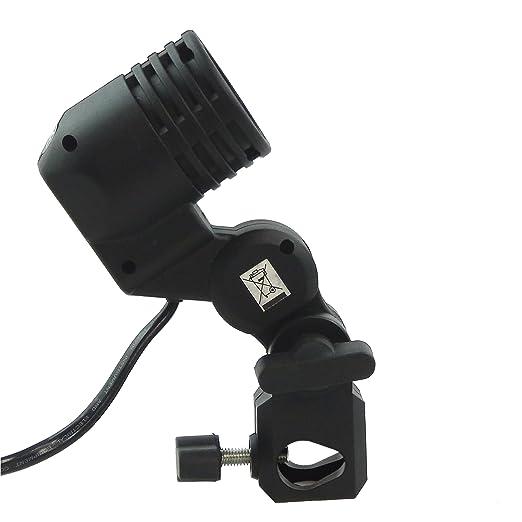 59 opinioni per DynaSun WOF4005 Portalampada Professionale per Illuminatore Flash