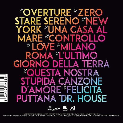 love thegiornalisti cd  Love : Thegiornalisti: : Musica
