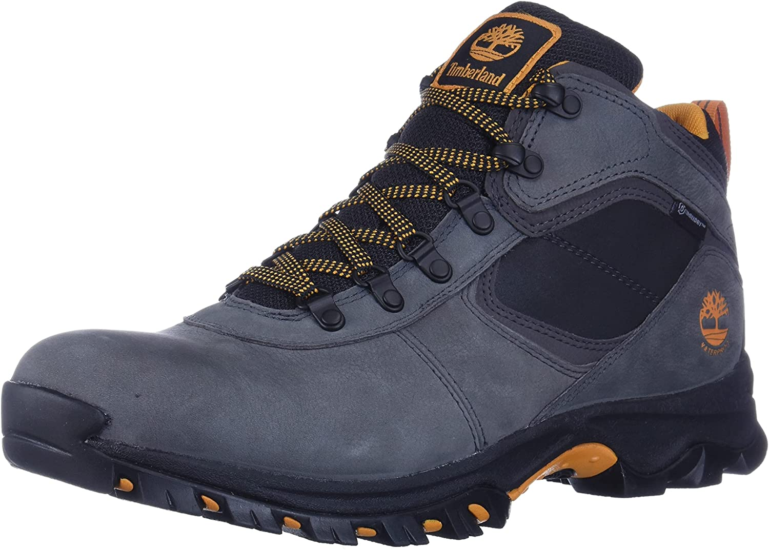 Timberland Men's Mt. Maddsen Mid Popularity Hiking Gorgeous Boot Wp Leather