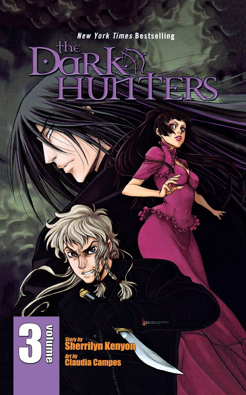 3 (darkhunter Manga): Sherrilyn Kenyon, Claudia Campos: 9780312376888:  Amazon: Books
