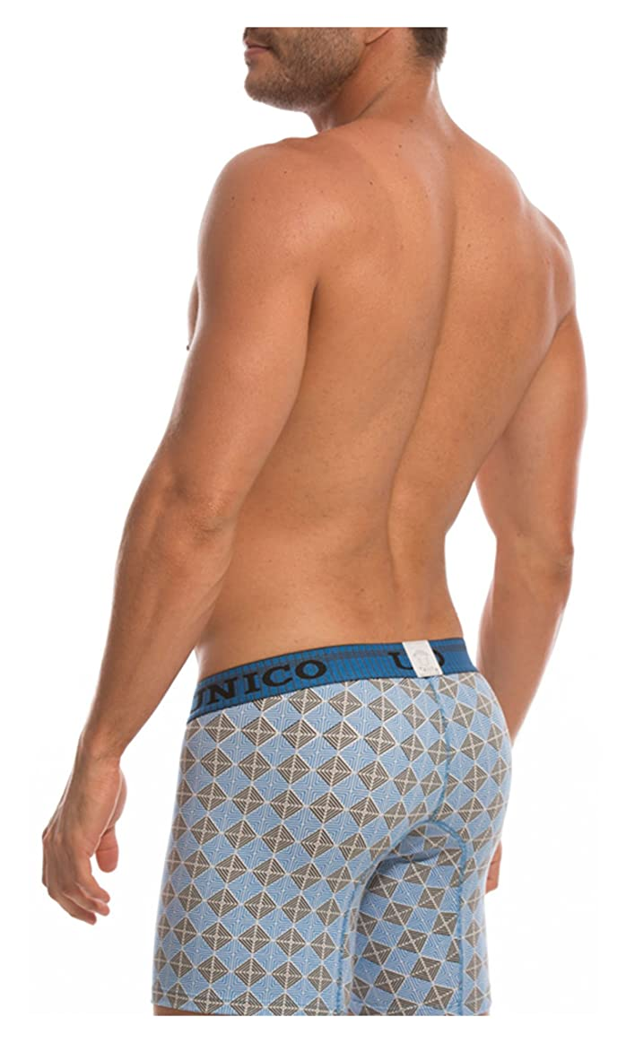 Mundo Unico Men Colombian Mid Boxers Briefs Calzoncillos Medios Para Hombres at Amazon Mens Clothing store:
