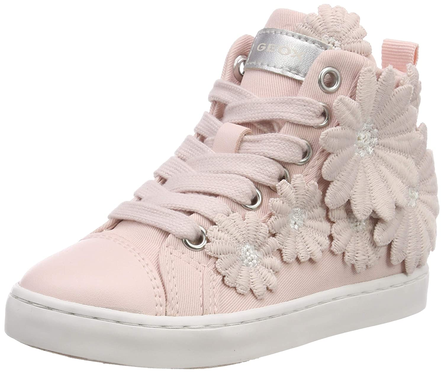 Geox Jr Ciak Girl L Hi-Top Trainers