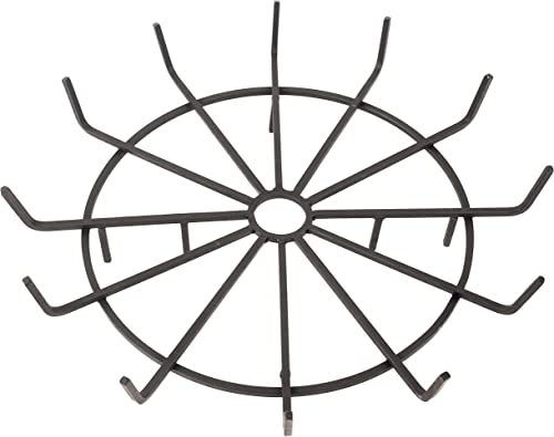 Pleasant Hearth OFP32WG 1/2″ thick 32″ Steel Fire Pit Grate