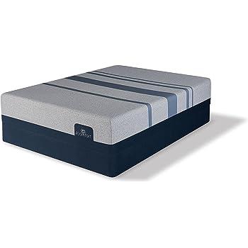 Amazon Com Serta Icomfort Blue Max 1000 Plush Twin Xl