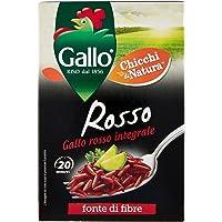 Riso Gallo Grandi Risi Dal Mondo Riso Rosso - 500 gr