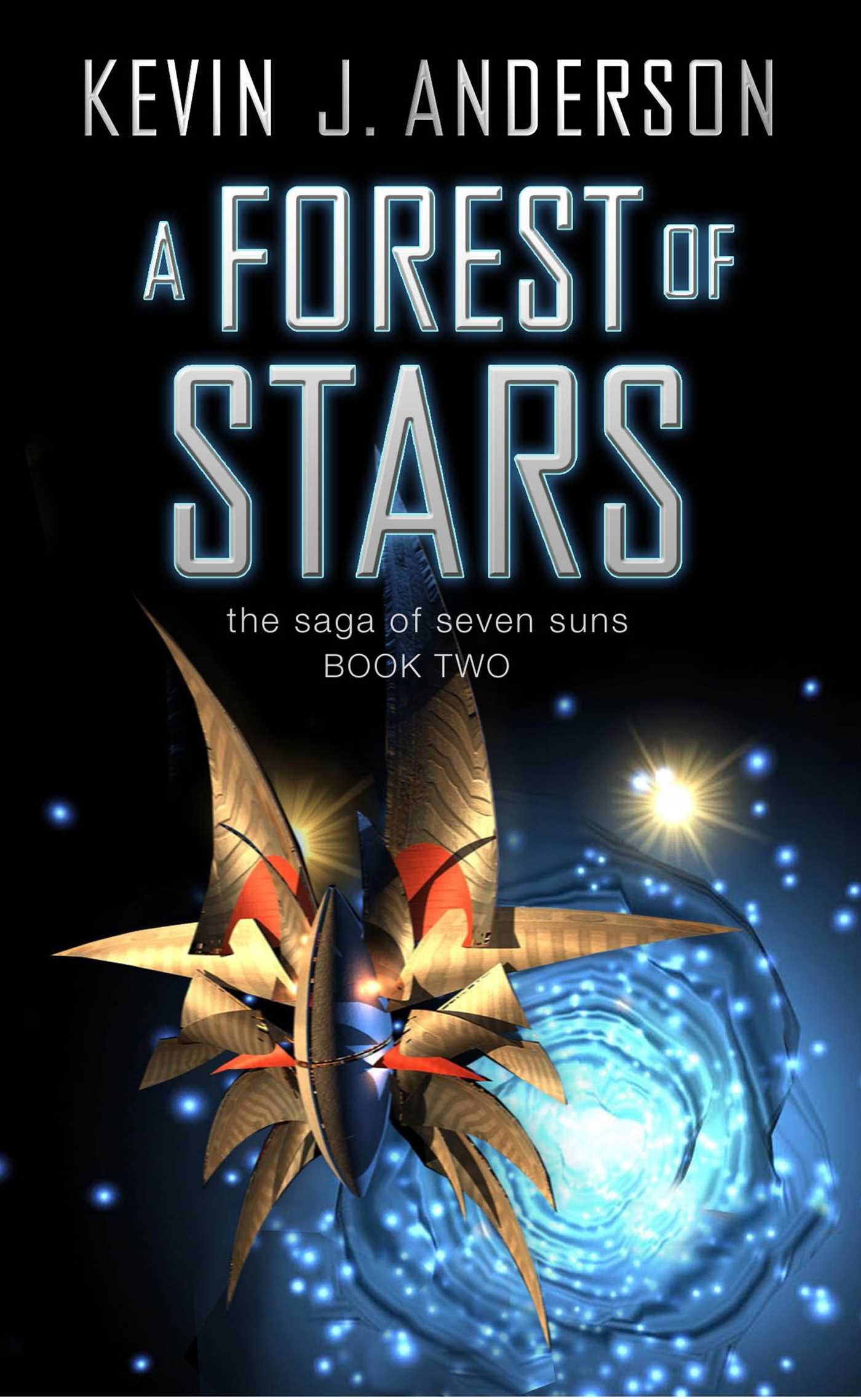 A Forest of Stars (Saga of Seven Suns (Paperback)) pdf epub